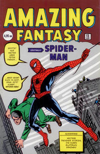 Cover Thumbnail for Spider-Man Komplett (Panini Deutschland, 1999 series) #v1963#[1]