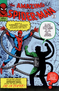 Cover Thumbnail for Spider-Man Komplett (Panini Deutschland, 1999 series) #v1963#[4]