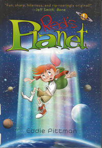 Cover Thumbnail for Red's Planet (Harry N. Abrams, 2016 series) #1