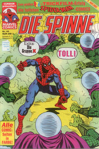 Cover Thumbnail for Die Spinne (Condor, 1987 series) #44