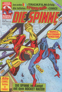 Cover Thumbnail for Die Spinne (Condor, 1987 series) #32