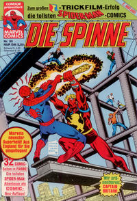Cover Thumbnail for Die Spinne (Condor, 1987 series) #30