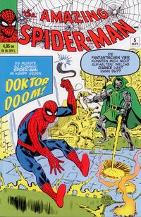 Cover Thumbnail for Spider-Man Komplett (Panini Deutschland, 1999 series) #v1963#[6]