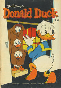 Cover Thumbnail for Donald Duck (Oberon, 1972 series) #49/1975