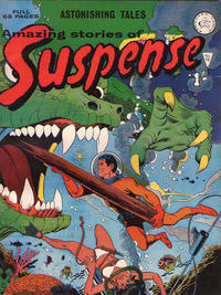 Cover Thumbnail for Amazing Stories of Suspense (Alan Class, 1963 series) #72