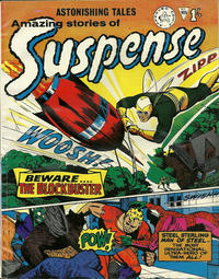 Cover Thumbnail for Amazing Stories of Suspense (Alan Class, 1963 series) #105