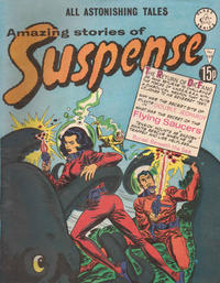 Cover Thumbnail for Amazing Stories of Suspense (Alan Class, 1963 series) #169