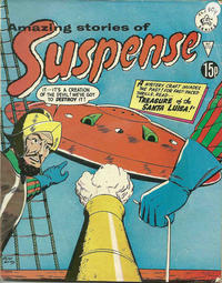 Cover Thumbnail for Amazing Stories of Suspense (Alan Class, 1963 series) #170