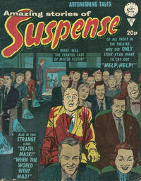 Cover Thumbnail for Amazing Stories of Suspense (Alan Class, 1963 series) #176
