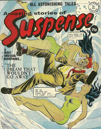 Cover Thumbnail for Amazing Stories of Suspense (Alan Class, 1963 series) #225