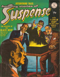 Cover Thumbnail for Amazing Stories of Suspense (Alan Class, 1963 series) #226