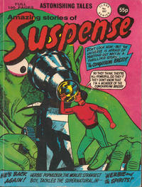 Cover Thumbnail for Amazing Stories of Suspense (Alan Class, 1963 series) #237