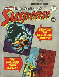 Cover Thumbnail for Amazing Stories of Suspense (Alan Class, 1963 series) #239