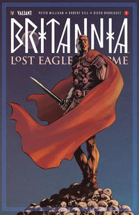 Cover Thumbnail for Britannia: Lost Eagles of Rome (Valiant Entertainment, 2018 series) #1 [Cover B - Brian Theis]