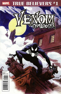 Cover Thumbnail for True Believers: Venom Symbiosis (Marvel, 2018 series) #1