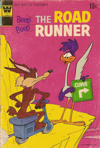Cover Thumbnail for Beep Beep the Road Runner (Western, 1966 series) #29 [Whitman]