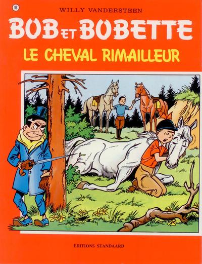 Cover for Bob et Bobette (Standaard Uitgeverij, 1967 series) #96