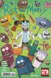 Cover for Rick and Morty (Oni Press, 2015 series) #40 [Cover A - Marc Ellerby]