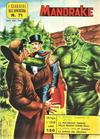 Cover for I Classici dell'Avventura (Edizioni Fratelli Spada, 1962 series) #71