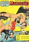 Cover for I Classici dell'Avventura (Edizioni Fratelli Spada, 1962 series) #43