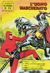 Cover for I Classici dell'Avventura (Edizioni Fratelli Spada, 1962 series) #72