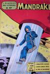 Cover for I Classici dell'Avventura (Edizioni Fratelli Spada, 1962 series) #47