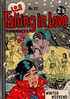 Cover for Falling in Love Romances (K. G. Murray, 1958 series) #32