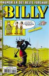 Cover for Billy (Hjemmet / Egmont, 1998 series) #16/2018