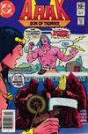 Cover for Arak / Son of Thunder (DC, 1981 series) #14 [Canadian]