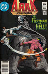 Cover for Arak / Son of Thunder (DC, 1981 series) #12 [Newsstand]