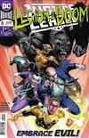 Cover for Justice League (DC, 2018 series) #5 [Doug Mahnke & Jaime Mendoza Cover]