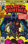 Cover for Black Panther (Marvel, 1977 series) #8 [British]