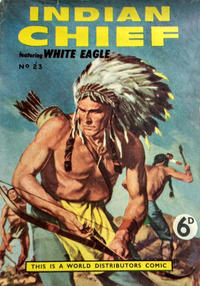 Cover Thumbnail for Indian Chief (World Distributors, 1953 series) #23