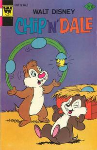 Cover for Walt Disney Chip 'n' Dale (Western, 1967 series) #42 [Gold Key]