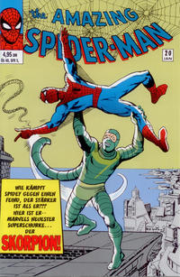Cover Thumbnail for Spider-Man Komplett (Panini Deutschland, 1999 series) #v1965#[1]
