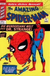 Cover Thumbnail for Spider-Man Komplett (Panini Deutschland, 1999 series) #v1965#[13]