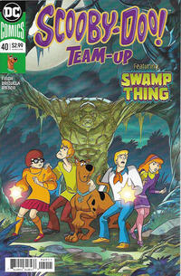 Cover Thumbnail for Scooby-Doo Team-Up (DC, 2014 series) #40