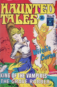 Cover Thumbnail for Haunted Tales (K. G. Murray, 1973 series) #4