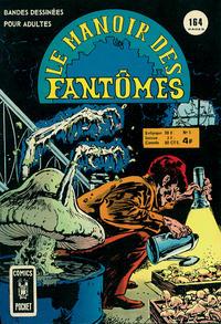 Cover Thumbnail for Le Manoir des Fantômes (Arédit-Artima, 1975 series) #1