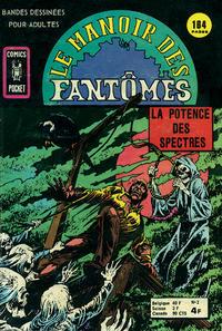 Cover Thumbnail for Le Manoir des Fantômes (Arédit-Artima, 1975 series) #2