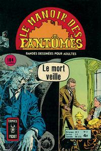 Cover Thumbnail for Le Manoir des Fantômes (Arédit-Artima, 1975 series) #4
