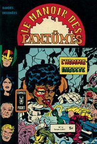 Cover Thumbnail for Le Manoir des Fantômes (Arédit-Artima, 1975 series) #14