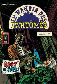 Cover Thumbnail for Le Manoir des Fantômes (Arédit-Artima, 1975 series) #16