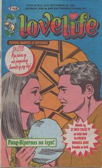 GCD :: Cover :: Lovelife Komiks #2310