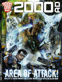 Cover Thumbnail for 2000 AD (Rebellion, 2001 series) #2091