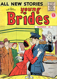 Cover Thumbnail for Young Brides (Thorpe & Porter, 1953 series) #14