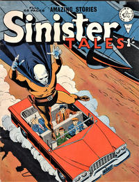 Cover Thumbnail for Sinister Tales (Alan Class, 1964 series) #64