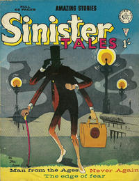 Cover Thumbnail for Sinister Tales (Alan Class, 1964 series) #87