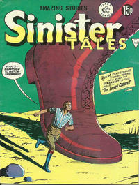 Cover Thumbnail for Sinister Tales (Alan Class, 1964 series) #162