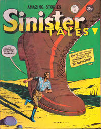 Cover Thumbnail for Sinister Tales (Alan Class, 1964 series) #197